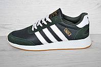 Кроссовки мужские Adidas  Iniki Runner 40, 41, 42 р адидас иники ранер зеленый с белым реплика Вьетнам, фото 1