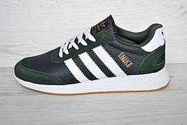 Кроссовки мужские Adidas  Iniki Runner 40, 41, 42 р адидас иники ранер зеленый с белым реплика Вьетнам