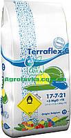 Удобрения Террафлекс С 17-7-21+3MgO+TE  — Комплексные удобрения со 100% растворимостью