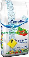 Удобрения Террафлекс S 14-6-25+3.2MgO+TE  — Комплексные удобрения со 100% растворимостью