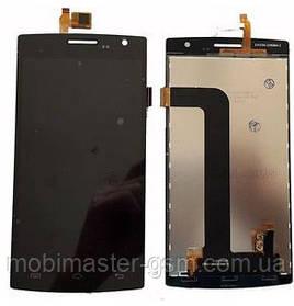 LCDмодуль THL T6S черный