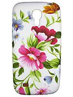 Чехол с рисунком для Samsung i9190 Galaxy S4 Mini 7