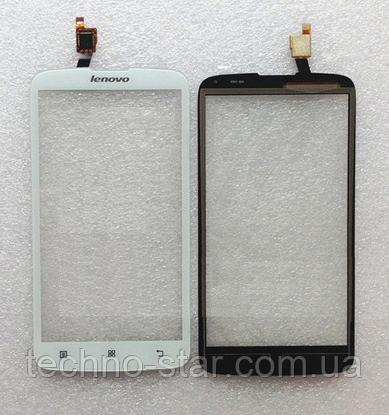 Оригинальный тачскрин / сенсор (сенсорное стекло) для Lenovo A399 (белый цвет)