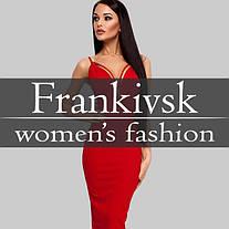 Стильне червону сукню - найкраще вбрання, щоб завоювати світ. Frankivsk Fashion