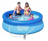 Надувной Бассейн Intex Easy Set 244х76 см (28112)