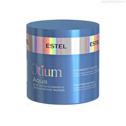 OTIUM AQUA - комфорт-маска для интенсивного увлажнения волос