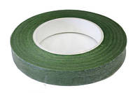 Темно-зеленая флористическая тейп-лента 1 шт