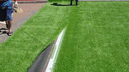 Укладка искусственной травы, фото 2