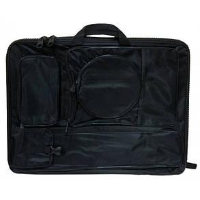 Папка-рюкзак для художника A2 с отделениями BG-2, фото 2