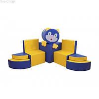 Комплект ігрової меблів Котик
