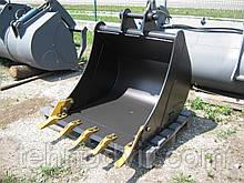 Ковш екскаваторний для JCB 3CX, 4CX