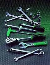 Набор накидных ключей 8-19мм (угол 45°) 6ед. Toptul GAAA0602, фото 3