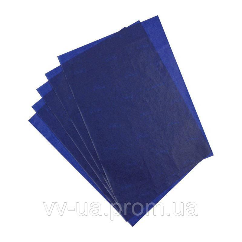 Бумага копировальная Axent, А4, 100 листов, синяя (3301-02-A)