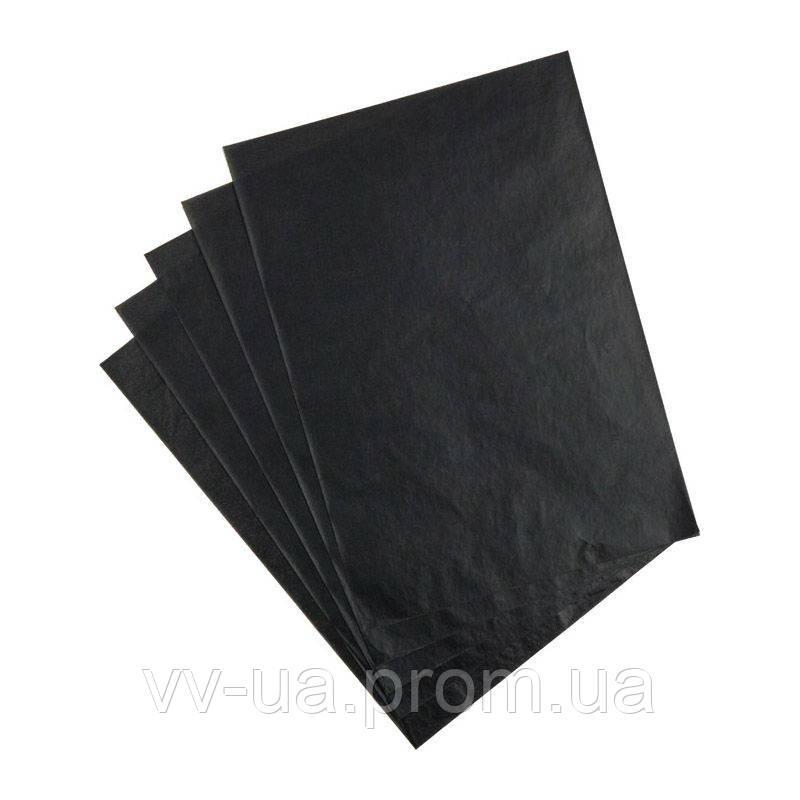 Бумага копировальная Axent, А4, 100 листов, черная