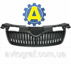 Решетка радиатора на Шкода Фабиа (Skoda Fabia) 2007-2010