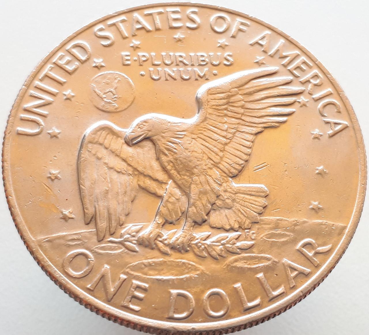 США 1 доллар 1974 P