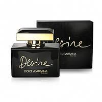 Женская парфюмированная вода dolce&gabbana the one desire 50 ml, фото 1