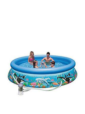 Надувной бассейн Intex Ocean Reef Easy Set Pool 366х76 см (54906), фото 2