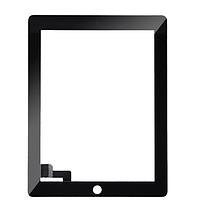 Оригинальный тачскрин (сенсорное стекло) для Apple iPad 2 (черный цвет)