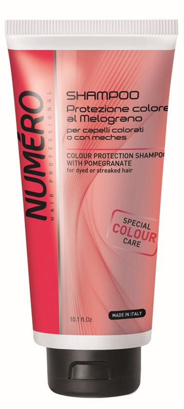 Brelil NUMERO COLOUR Шампунь для волос Защита цвета 300 мл