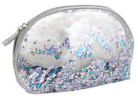 Косметичка Yes Sequins, 21*7.5*15