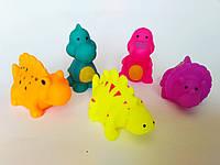 Резиновые динозаврики, фото 1