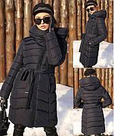 Женское зимнее пальто Альмира, 50-56р