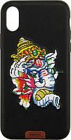 Чехол-накладка Remax Stitch Series Case Apple iPhone X Ganesh, фото 1