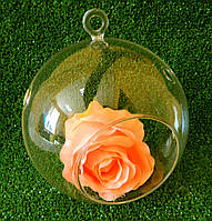 Куля скляна декоративна 12 см, 5-28207 Шар стеклянный декоративный