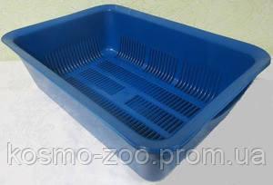 Туалет глубокий с сеткой 40 X 28 X 12 см