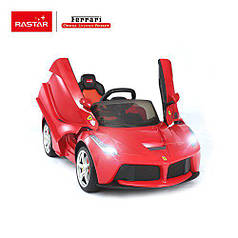 Детский электромобиль Ferrari Laferrari