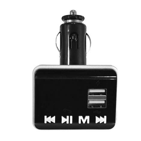 Modulator FM Bluetooth AL860 Black White