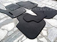Текстильные коврики в салон SKODA Rapid седан (Серые)