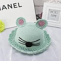 Шляпка летняя детская для девочки