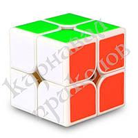 Кубик Рубика 2х2х2 QIYI белый