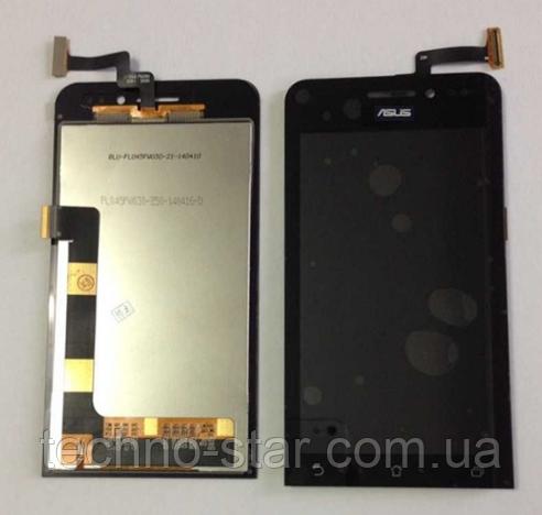 """Оригинальный дисплей (модуль) + тачскрин (сенсор) для Asus ZenFone 4 A450CG 4.5"""" (черный цвет)"""