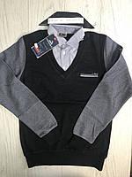 Обманка для мальчика 116-134р