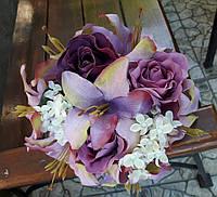 Букет -дублер(Свадебный,искусственный), фото 1