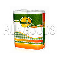 Ecolo Бумажные полотенца 2 рул
