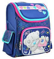 Рюкзак школьный каркасный ортопедический Yes H-17 MTY, для девочек (555096), фото 1