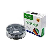 Пластик для 3D печати eSUN PLA, 1.75 мм, 1 кг, чёрный