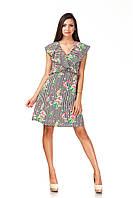 Женственное летнее платье . П113, фото 1