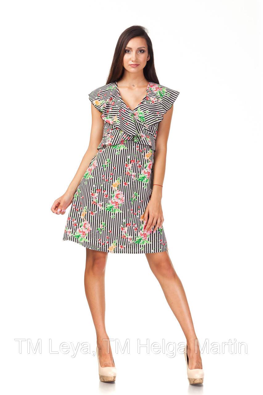 8017588a985 Женственное летнее платье . П113  продажа