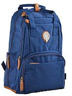 Рюкзак молодежный Yes OX 343, 45*29.5*14, синий, фото 1