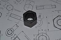 Гайка высокая М8 шестигранная ГОСТ 15523, DIN 6330, фото 1