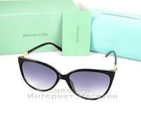 Женские солнцезащитные очки Tiffany & Co стильная новинка летнего сезона Тиффани люкс реплика