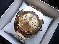 Часы мужские Hublot gold 356
