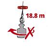 Тельфер електричний Einhell TC-EH 1000, фото 4