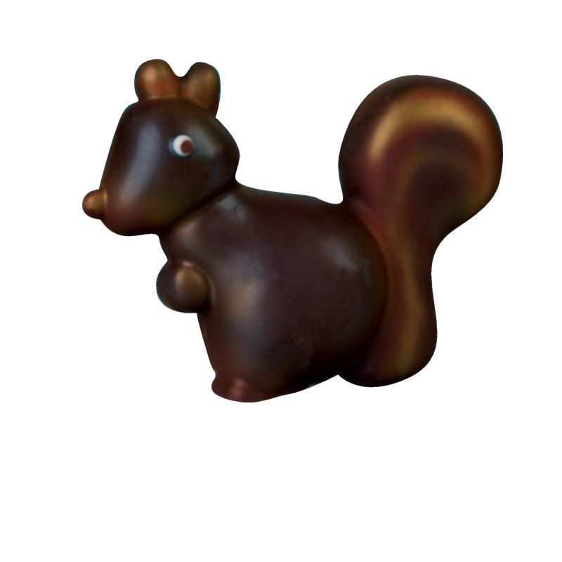 "Форма для шоколада 10,3x4 см, 55 г. ""Белка"" Martellato"