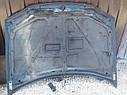 Капот Mazda 323 BJ 1997-2002г.в.синий , фото 2